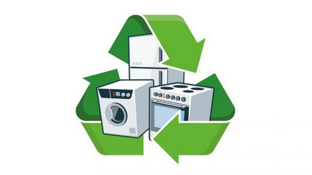 Zber elektroodpadu a kovových obalov