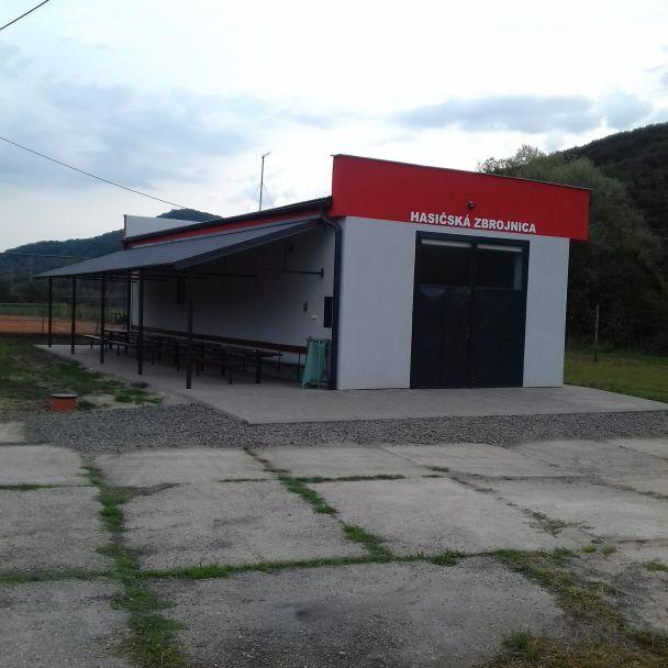 Rekonštrukcia hasičskej zbrojnice