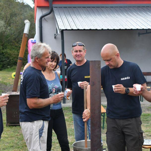 Rozlúčka s letom - Súťaž vo varení guľáša 7.9.2019