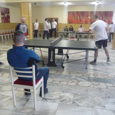 Stolnotenisový turnaj 12.1.2020