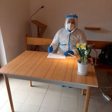 Testovanie na ochorenie COVID-19  v našej obci